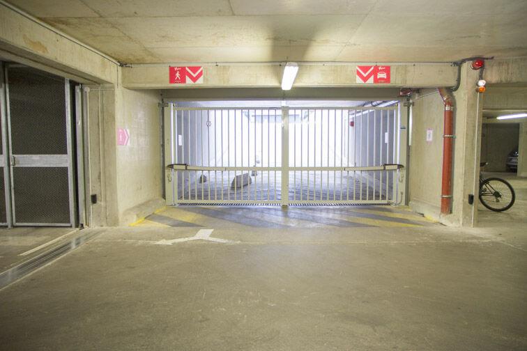 Parking Orange Vélodrome - Allée Marcel Leclerc - Marseille 13008