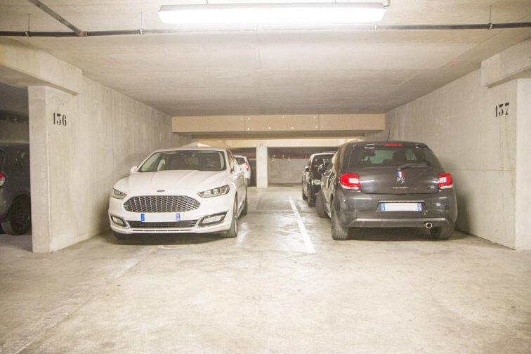 Parking Orange Vélodrome - Allée Marcel Leclerc - Marseille box