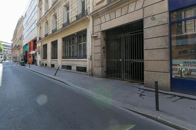 Parking Auber - Paris 9 à louer