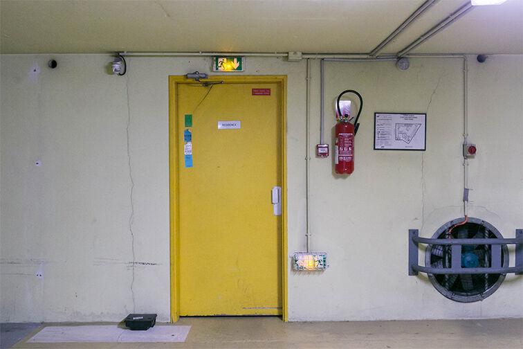 Parking Auber - Paris 9 garage