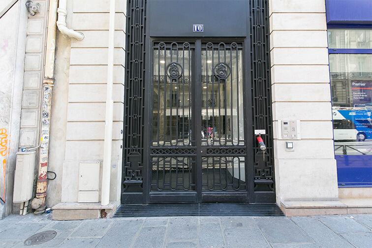 Parking Auber - Paris 9 sécurisé