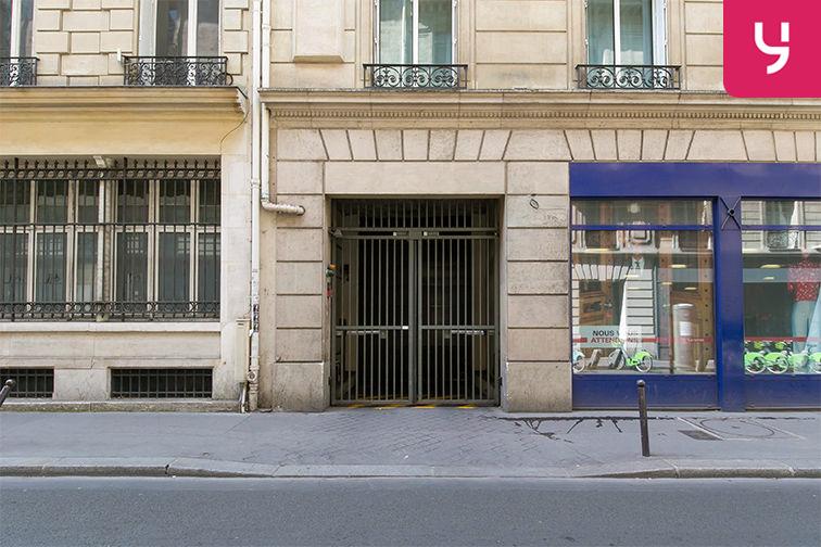 Parking RER Auber - Paris 9 - (box) location mensuelle