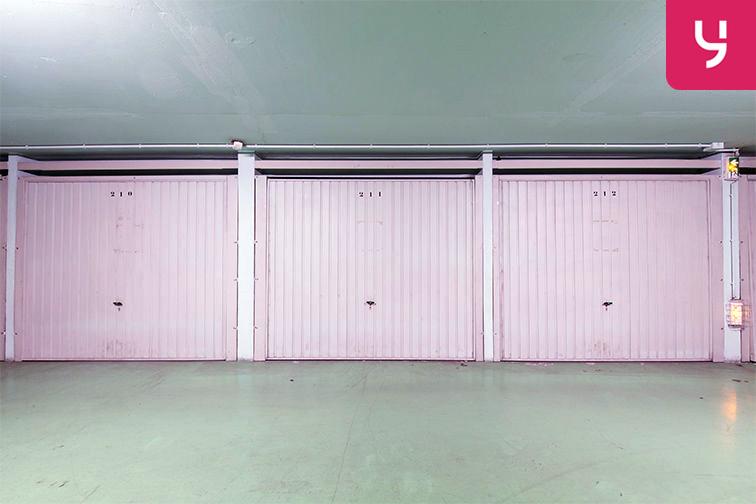 Parking RER Auber - Paris 9 - (box) 75009