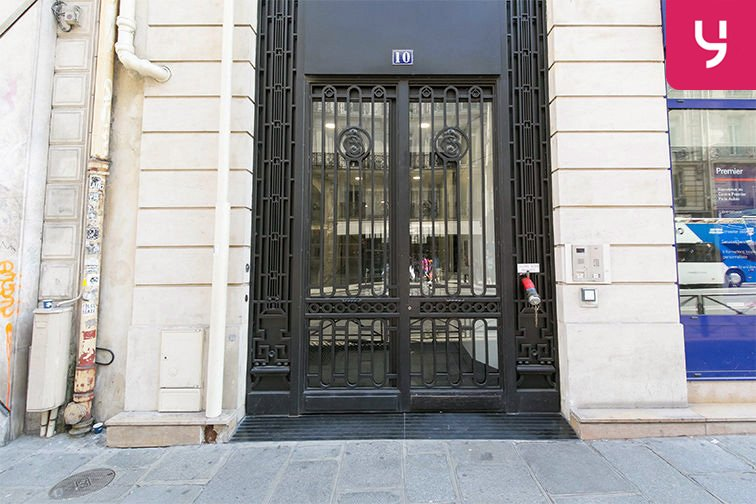 Parking RER Auber - Paris 9 - (box) sécurisé