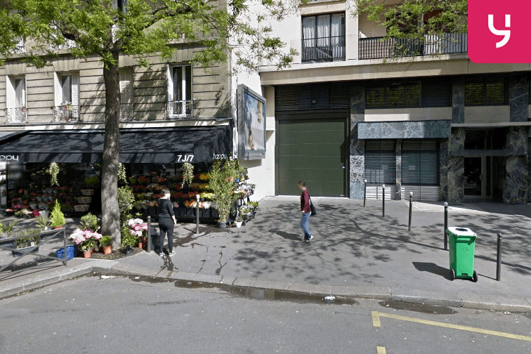 location parking La Motte-Picquet - Grenelle