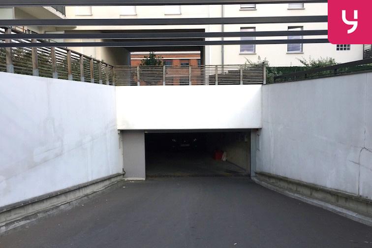 location parking Capitaine Glarner - Saint-Ouen