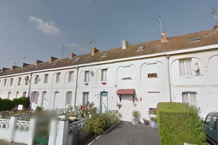 location parking Le Boulon - Résidence la Goulette - Vieux-Condé - (box aérien)