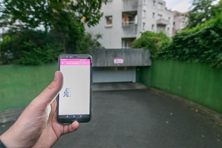 location parking Cimetière Parisien de Bagneux - Avenue Henri Ravera - Bagneux