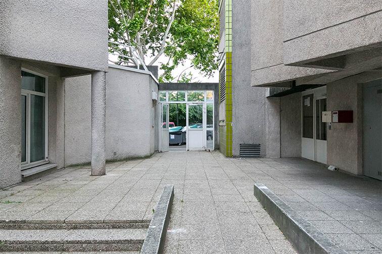 Parking Cimetière Parisien de Bagneux - Avenue Henri Ravera - Bagneux souterrain