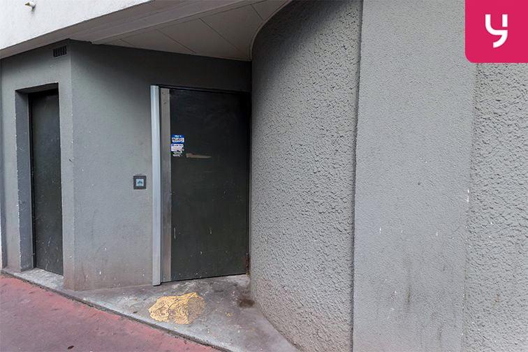Parking Rue Deguingand - Levallois-Perret (place moto) sécurisé