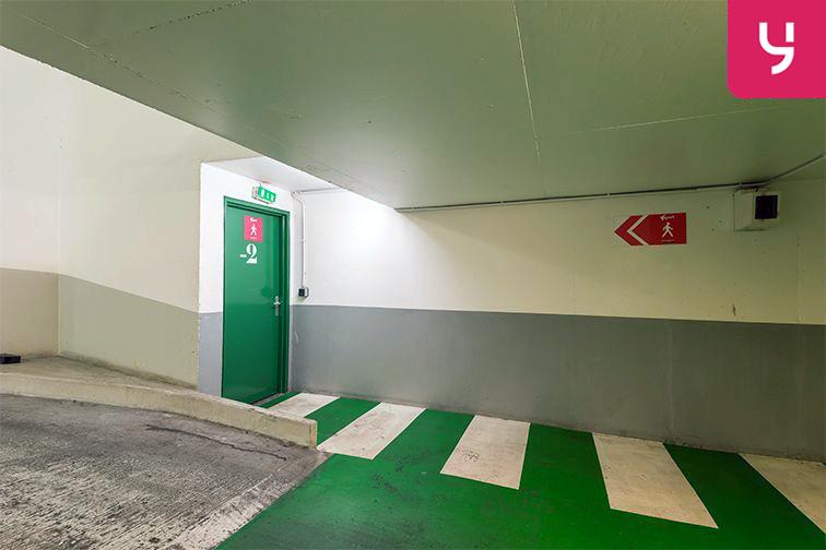 Parking Rue Deguingand - Levallois-Perret (place moto) location