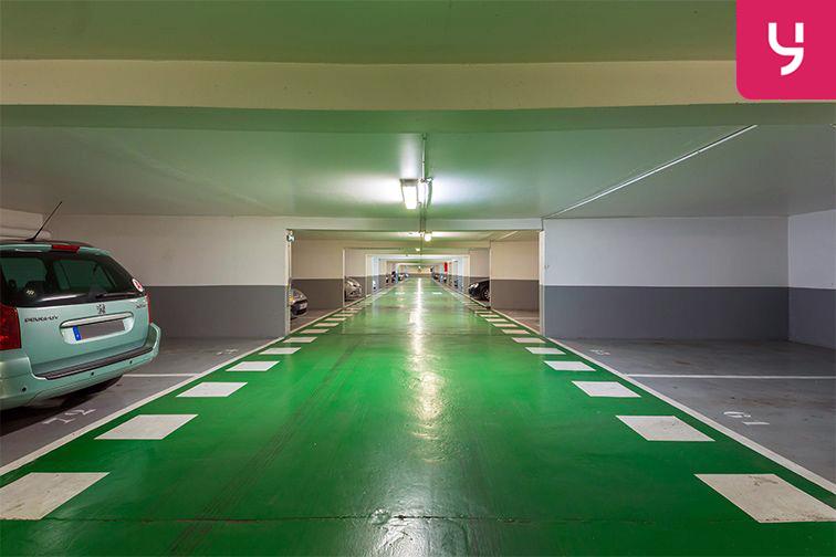 Parking Rue Deguingand - Levallois-Perret (place moto) pas cher