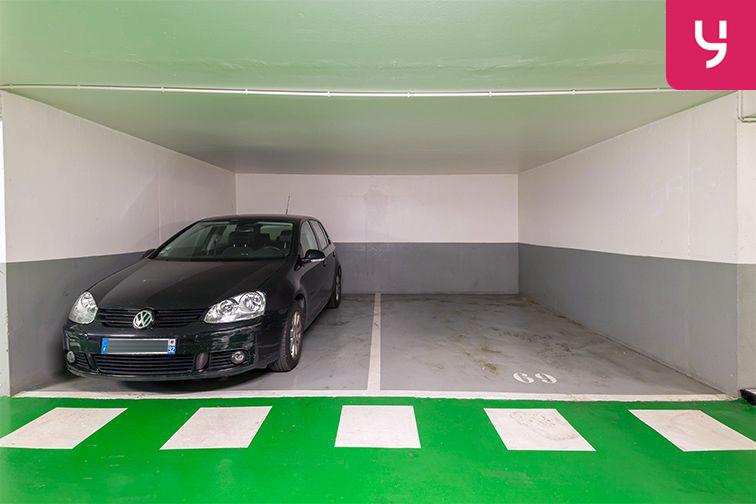 Parking Rue Deguingand - Levallois-Perret (place moto) en location