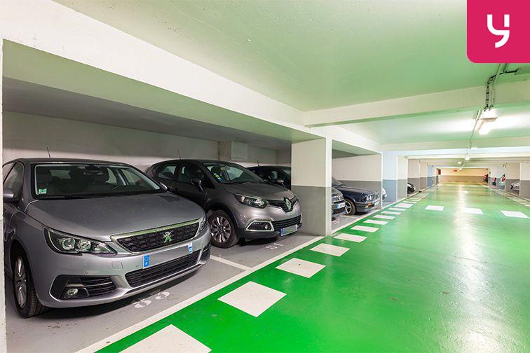 Parking Rue Deguingand - Levallois-Perret (place moto) Levallois-Perret