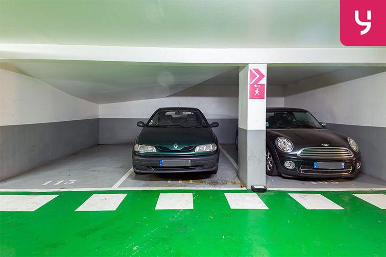 Parking Rue Deguingand - Levallois-Perret (place moto) avis