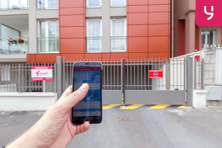location parking Parc du Coteau - Rue du Professeur Bergonié - Le Kremlin-Bicêtre (place électrique)