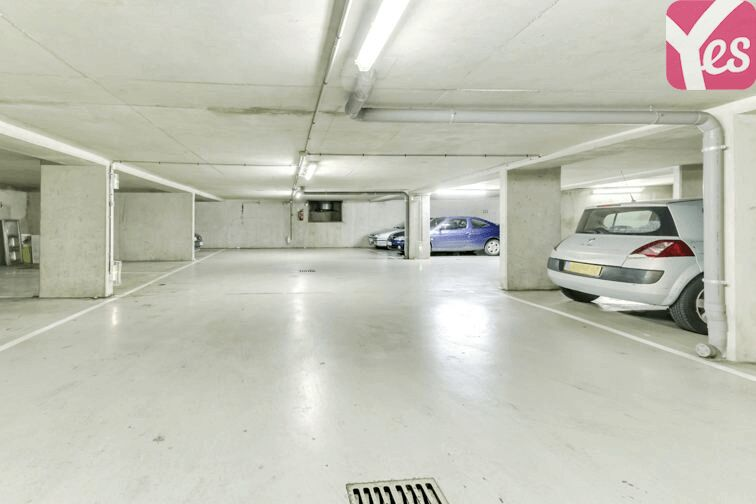 Parking Fournier - Pasteur - Clichy 92110