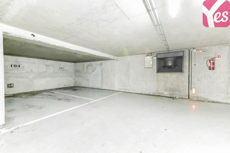 Parking Fournier - Pasteur - Clichy location