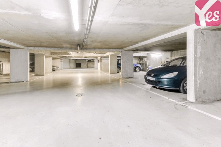 Parking Fournier - Pasteur - Clichy avis