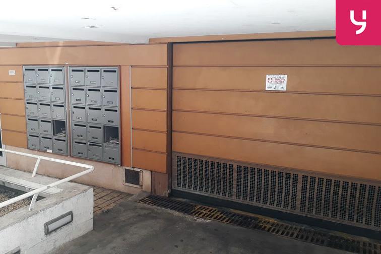 location parking Gare Nice-Riquier - rue Louis Garneray - Nice