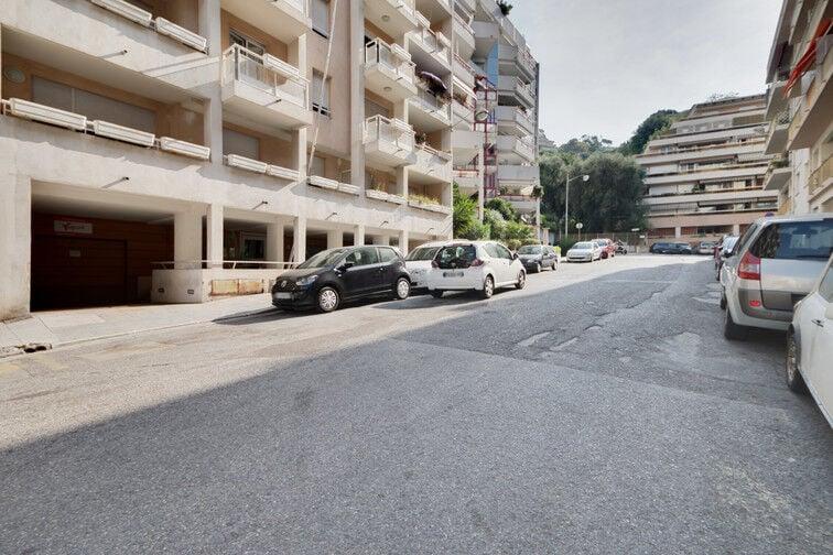 Parking Gare Nice-Riquier - rue Louis Garneray - Nice souterrain