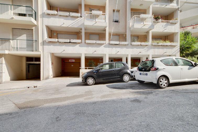Parking Gare Nice-Riquier - rue Louis Garneray - Nice box