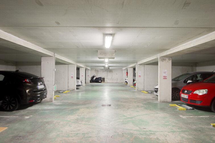 Parking Gare Nice-Riquier - rue Louis Garneray - Nice sécurisé
