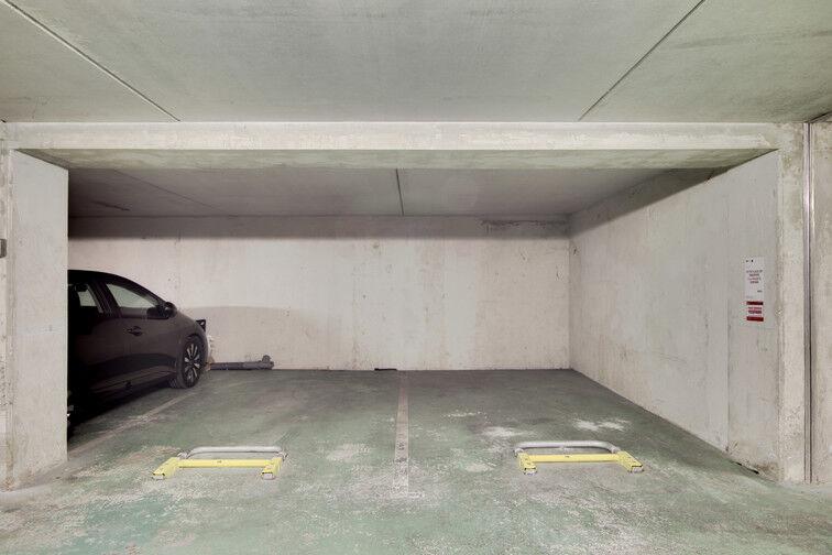 Parking Gare Nice-Riquier - rue Louis Garneray - Nice à louer