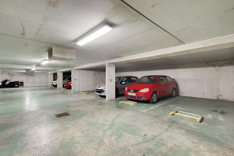 Parking Gare Nice-Riquier - rue Louis Garneray - Nice 15 rue Louis Garneray