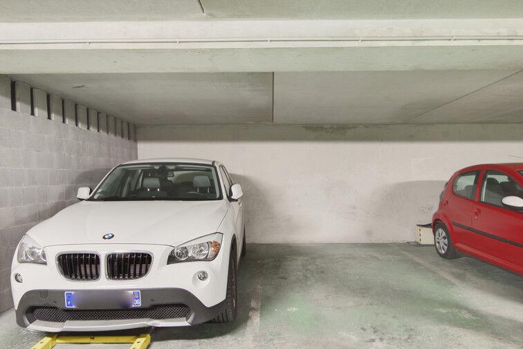 Parking Gare Nice-Riquier - rue Louis Garneray - Nice gardien