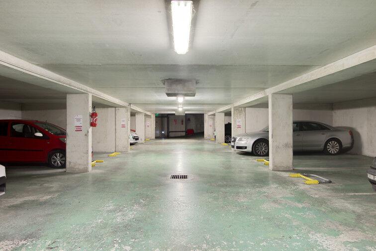 Parking Gare Nice-Riquier - rue Louis Garneray - Nice caméra
