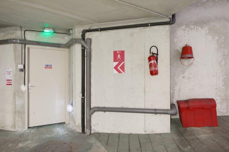 Parking Gare Nice-Riquier - rue Louis Garneray - Nice en location