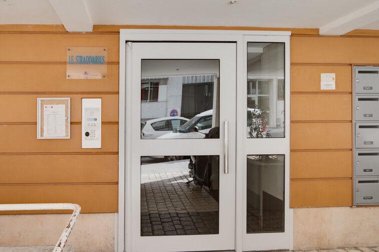 Parking Gare Nice-Riquier - rue Louis Garneray - Nice 06300