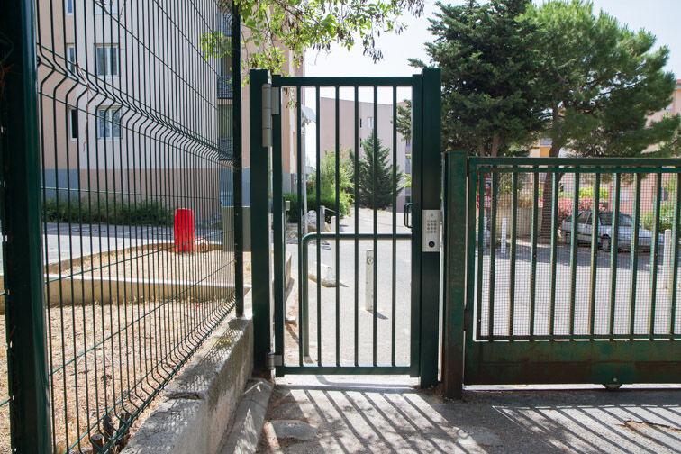 Parking Stade de la Batarelle - Marseille (aérien) 96 traverse de Party