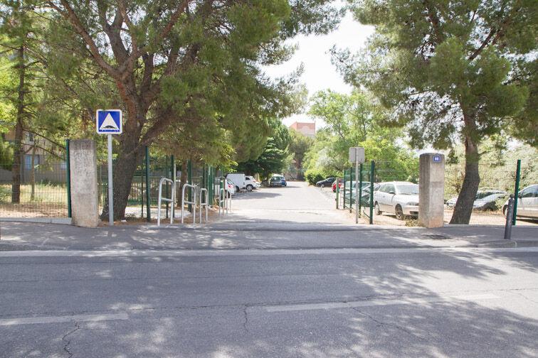 Parking Stade de la Batarelle - Marseille (aérien) à louer