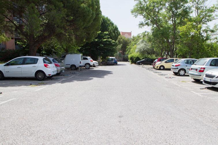 Parking Stade de la Batarelle - Marseille (aérien) box