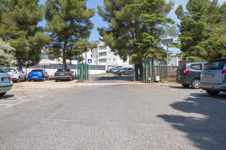 Parking IUT d'Aix-Marseille sité Marseille Saint-Jérôme - Marseille 14 (aérien) 24/24 7/7