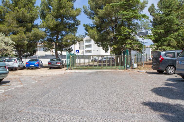 Parking IUT d'Aix-Marseille sité Marseille Saint-Jérôme - Marseille 14 (aérien) en location