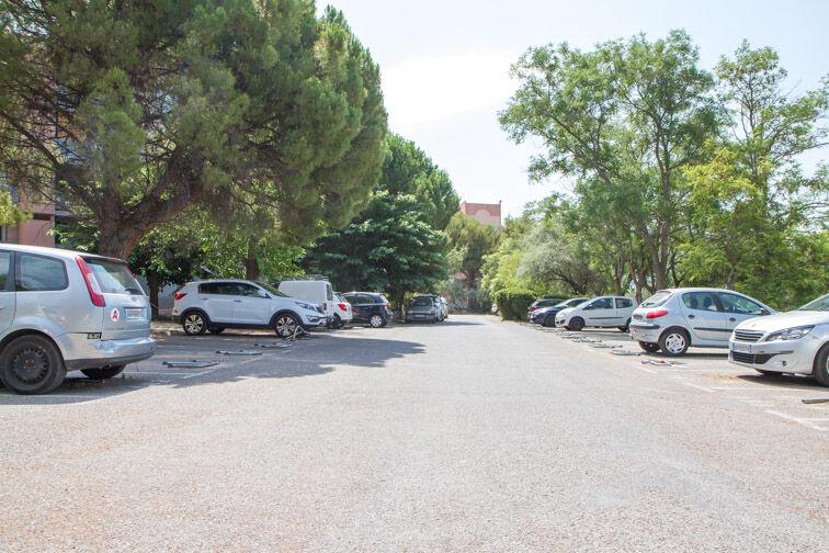 Parking IUT d'Aix-Marseille sité Marseille Saint-Jérôme - Marseille 14 (aérien) location mensuelle