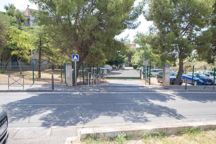 Parking IUT d'Aix-Marseille sité Marseille Saint-Jérôme - Marseille 14 (aérien) Marseille