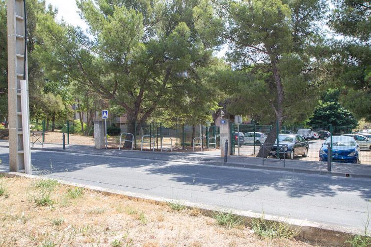 Parking IUT d'Aix-Marseille sité Marseille Saint-Jérôme - Marseille 14 (aérien) 13014