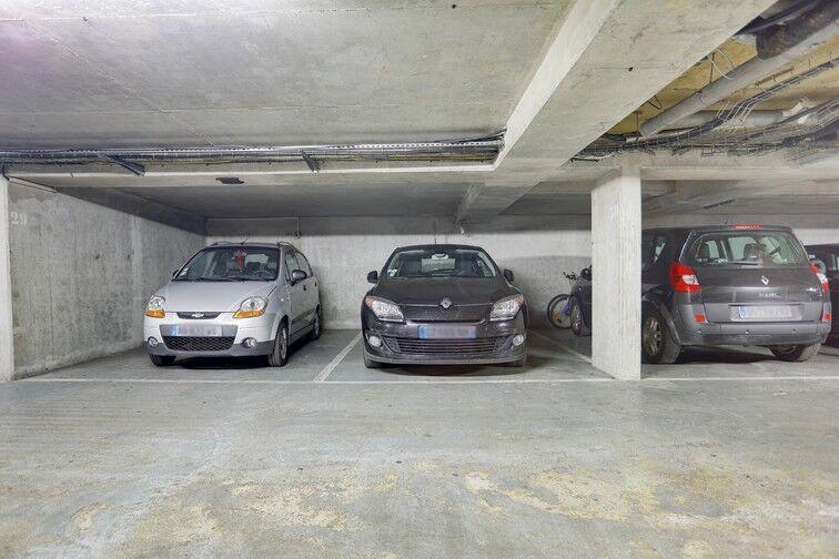 Parking Parc de la Maison Blanche - Rue Saint Christophe - Clamart caméra
