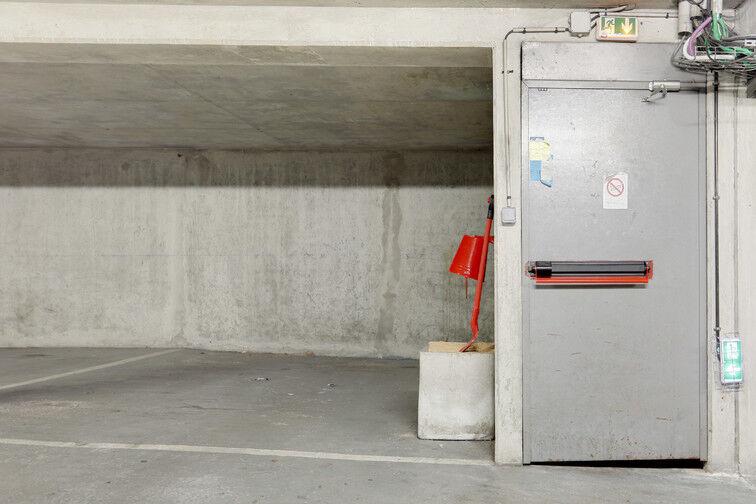 Parking Parc de la Maison Blanche - Rue Saint Christophe - Clamart garage