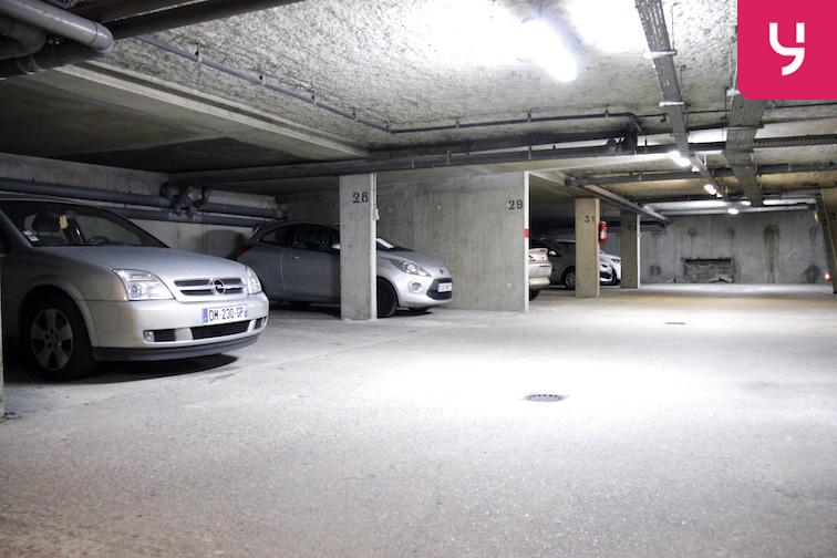 Parking Le Guichet - Orsay gardien