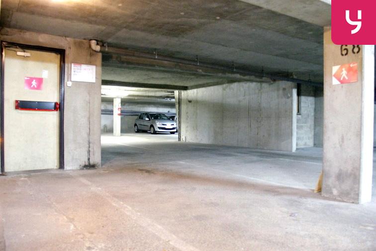 Parking Le Guichet - Orsay box