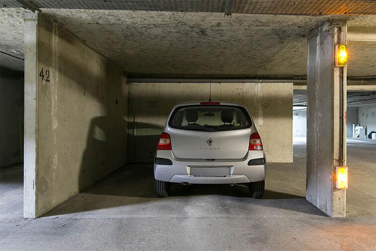Parking Le Guichet - Orsay souterrain