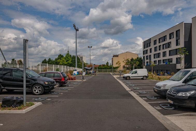 Parking Gymnase du Sivom - Pierrefitte-sur-Seine garage
