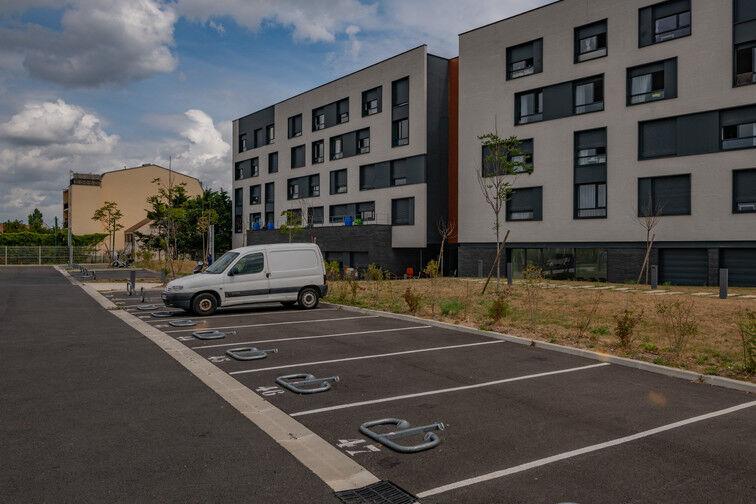 Parking Gymnase du Sivom - Pierrefitte-sur-Seine 118 rue d'Amiens