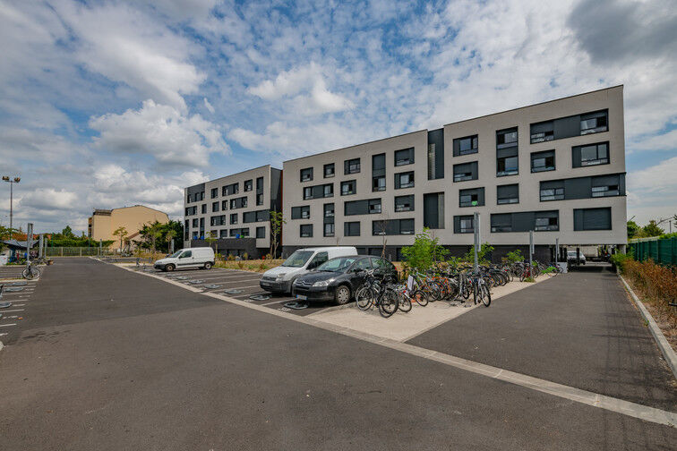 Parking Gymnase du Sivom - Pierrefitte-sur-Seine souterrain