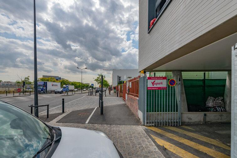 Parking Gymnase du Sivom - Pierrefitte-sur-Seine 93380